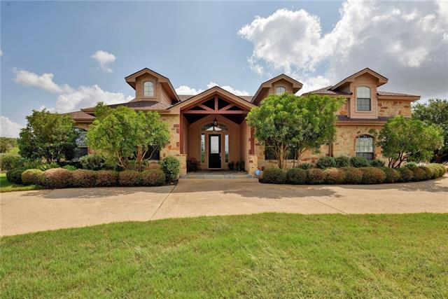Photo of home for sale at 412 Broken Lance, Dripping Springs TX
