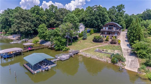 Photo of home for sale at 6860 Shade Tree Lane, Sherrills Ford NC