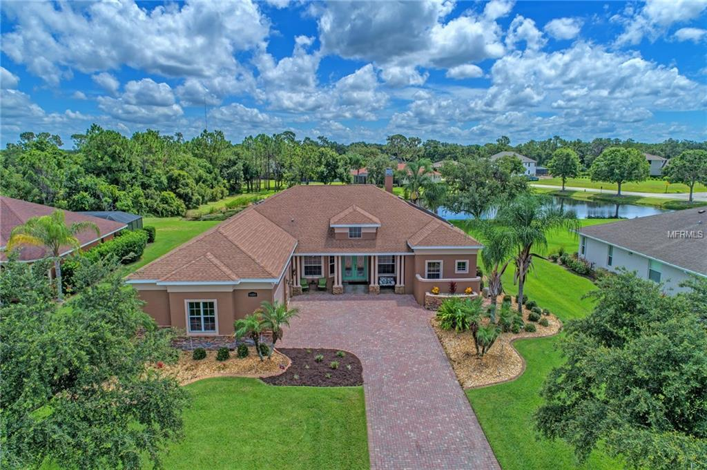 Photo of home for sale at 16010 33RD COURT, Parrish FL
