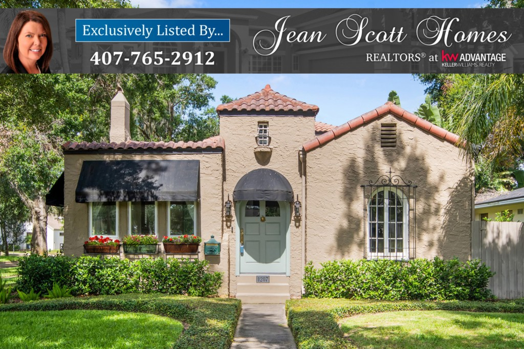 1207 KENWOOD AVENUE, Winter Park, Florida