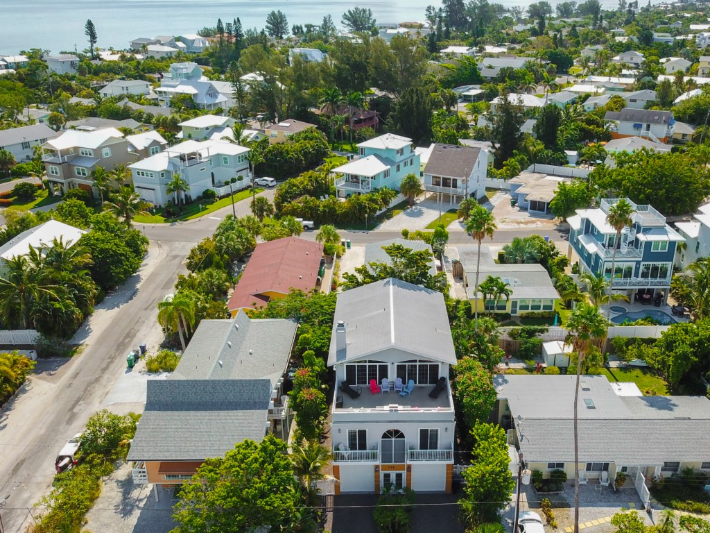 Photo of home for sale at 796 NORTH SHORE DRIVE, Anna Maria FL
