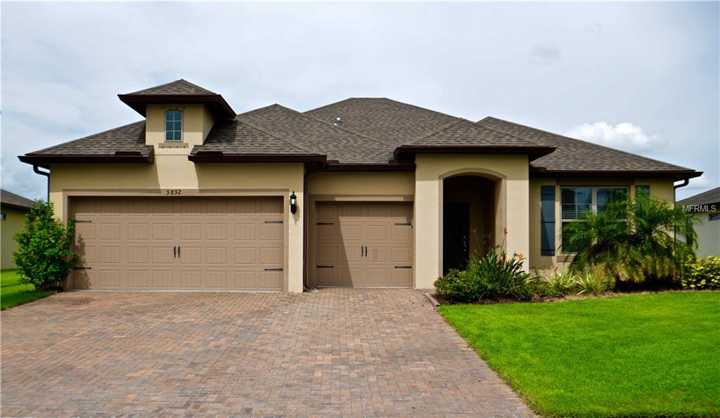 Photo of home for sale at 5832 112TH AVENUE, Parrish FL