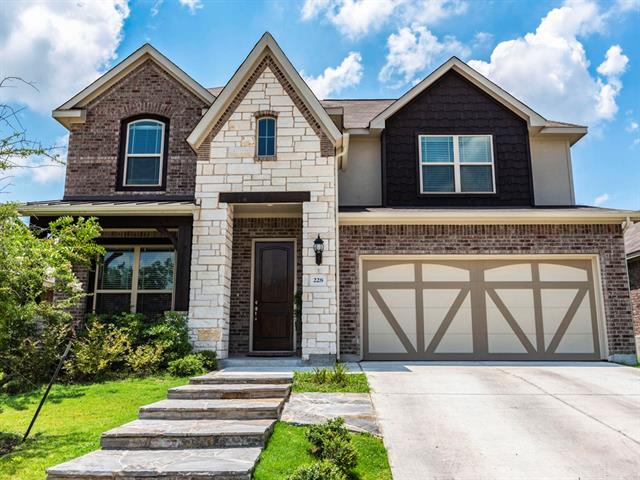 Photo of home for sale at 228 Crystal City CRK, Buda TX