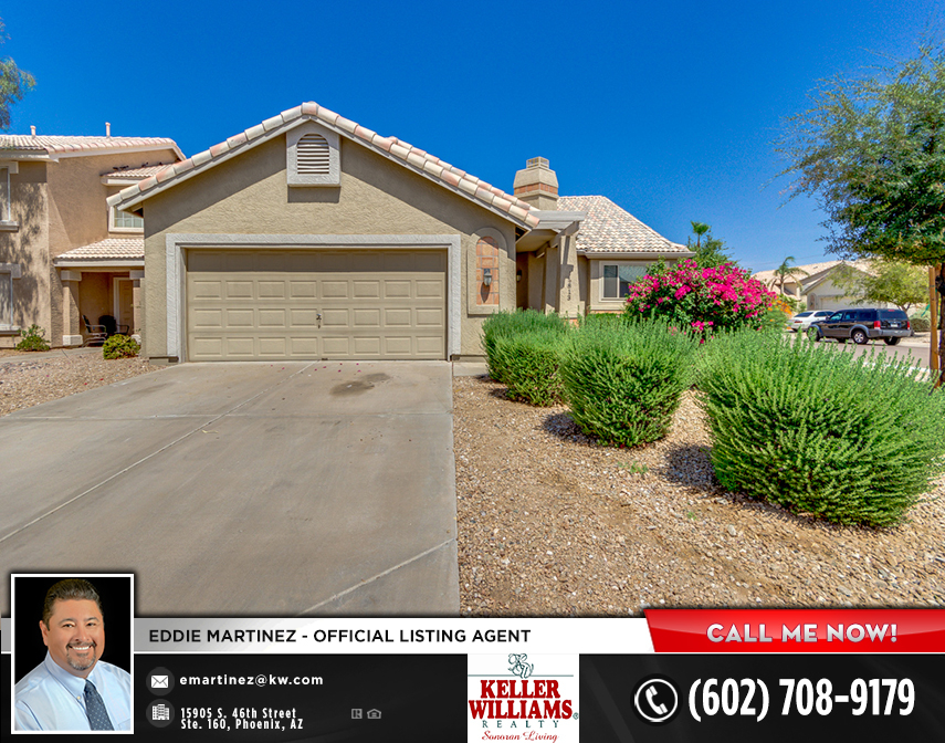 16813 S 28TH Place, Ahwatukee-Ahwatukee Foothills in Maricopa County, AZ 85048 Home for Sale