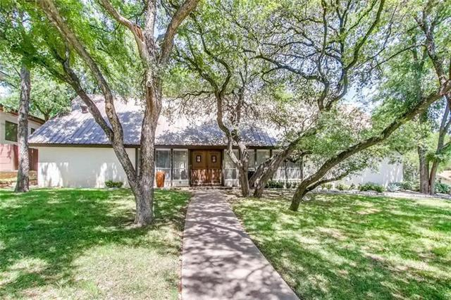 Photo of home for sale at 4701 Timberline DR, Austin TX