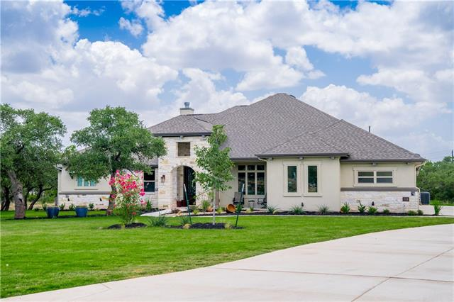 Photo of home for sale at 221 Highland Oaks, Georgetown TX