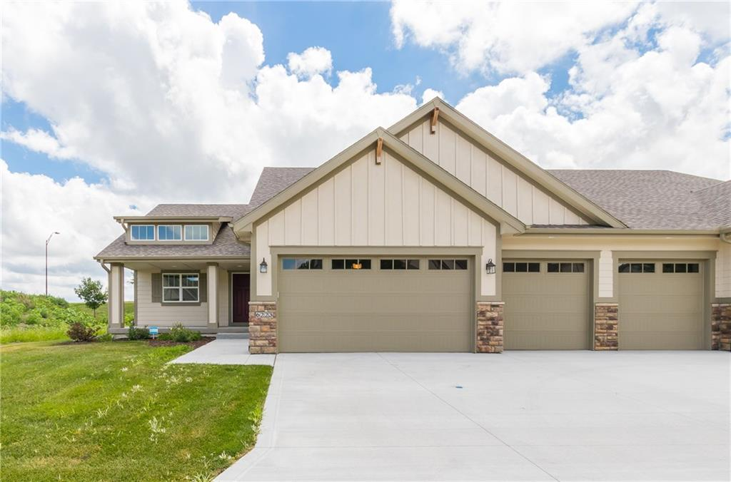 Photo of home for sale at 6223 Waterford Court, Johnston IA