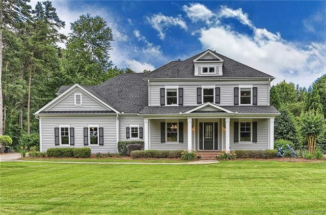 Photo of home for sale at 178 Torrence Chapel Road, Mooresville NC