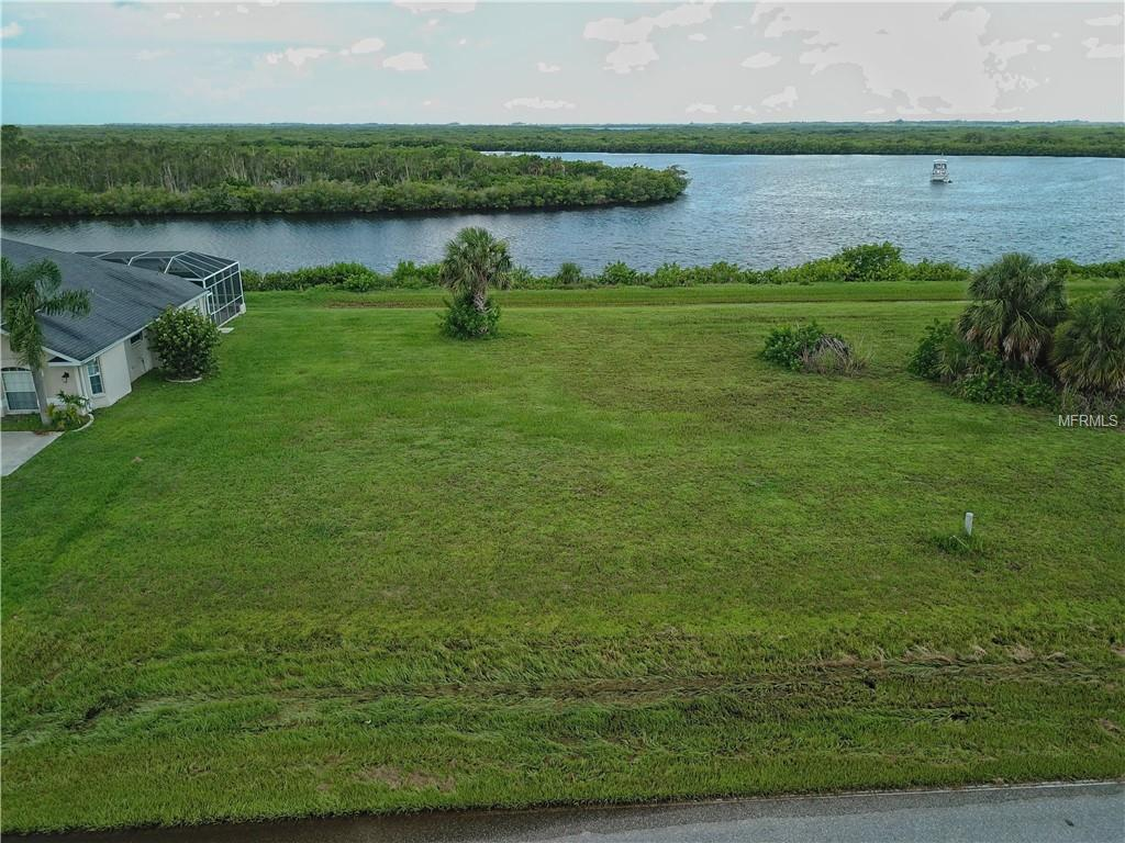 Photo of home for sale at 17389 OHARA DRIVE, Port Charlotte FL