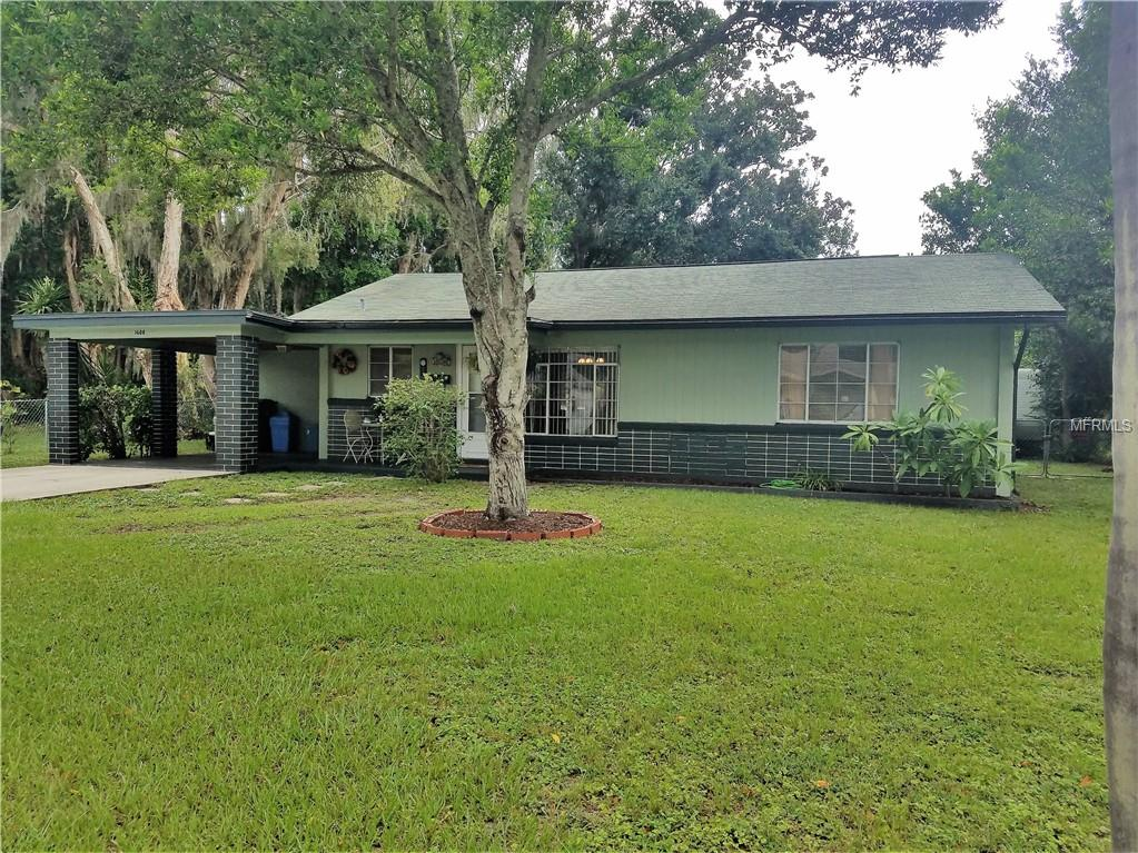 Photo of home for sale at 1608 27TH STREET, Bradenton FL