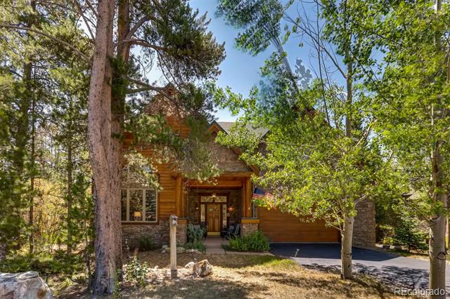 Photo of home for sale at 112 Windflower Lane, Frisco CO