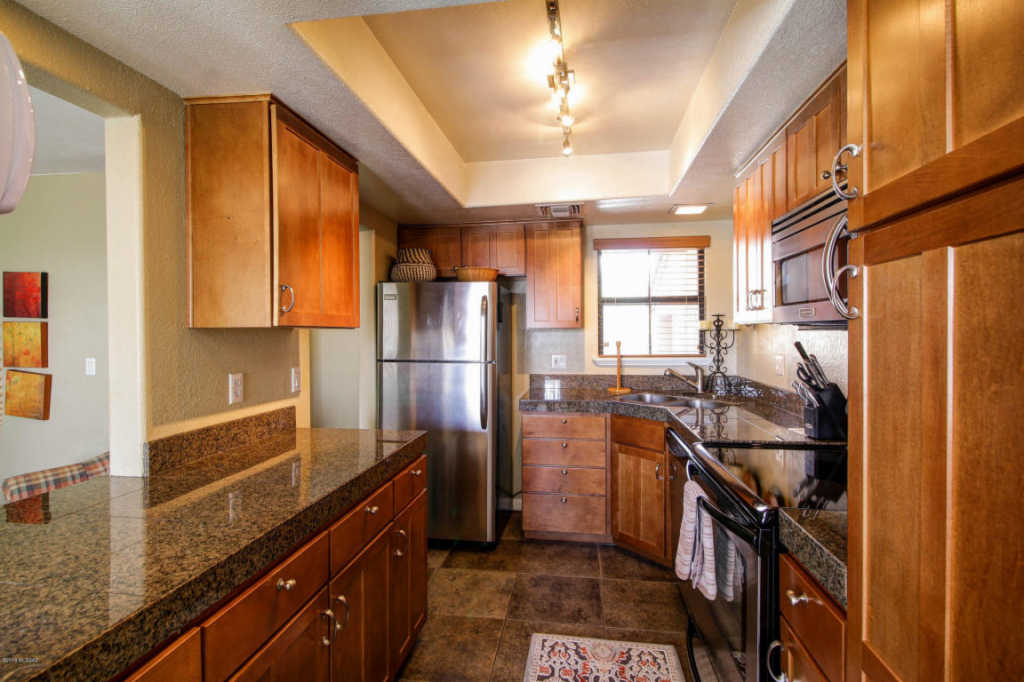Photo of home for sale at 6651 Campbell Avenue N, Tucson AZ
