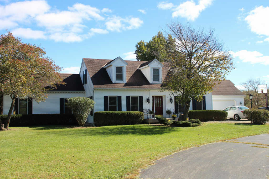 Photo of home for sale at 18230 Raymond Road, Marysville OH