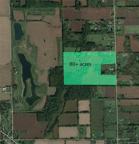 Photo of home for sale at 0000 Burkhart Road N, Howell Township MI