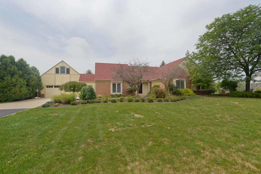 Photo of home for sale at 6772 Concord Road, Delaware OH