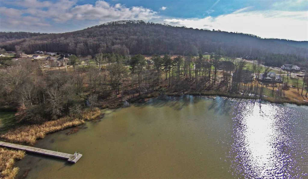 Photo of home for sale at Lot 1 Lake Creek Drive, Guntersville AL