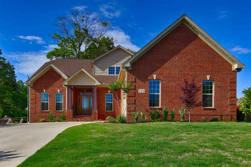 Photo of home for sale at 224 Natures Way, Huntsville AL