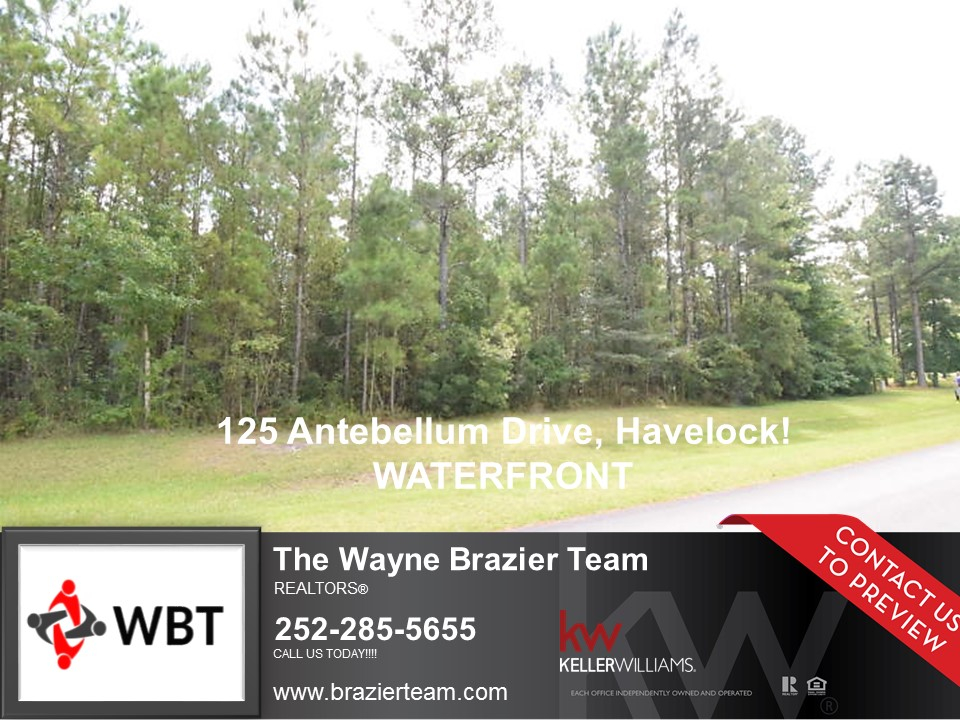 One of Havelock Homes for Sale at 125 Antebellum Drive