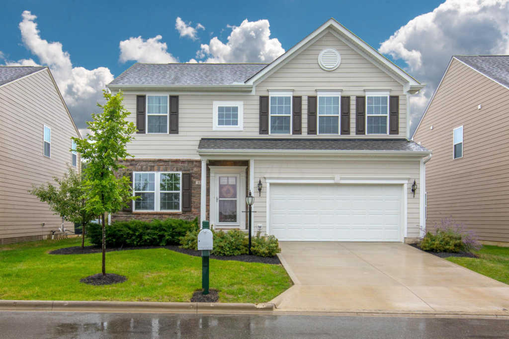 Photo of home for sale at 6301 Brandon Drive, Lewis Center OH