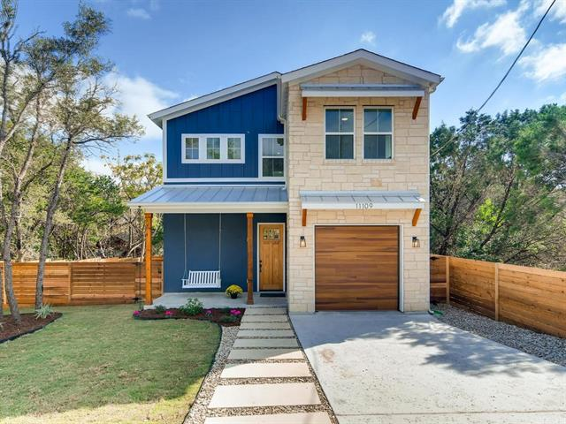 Photo of home for sale at 11109 Elm ST, Jonestown TX