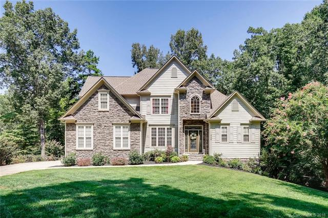 Photo of home for sale at 329 Stumpy Creek Road, Mooresville NC