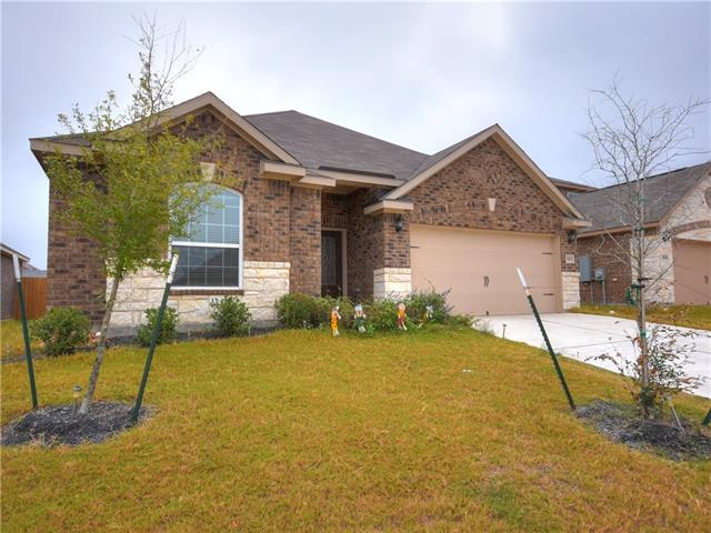 Photo of home for sale at 13813 Nelson Houser ST, Manor TX