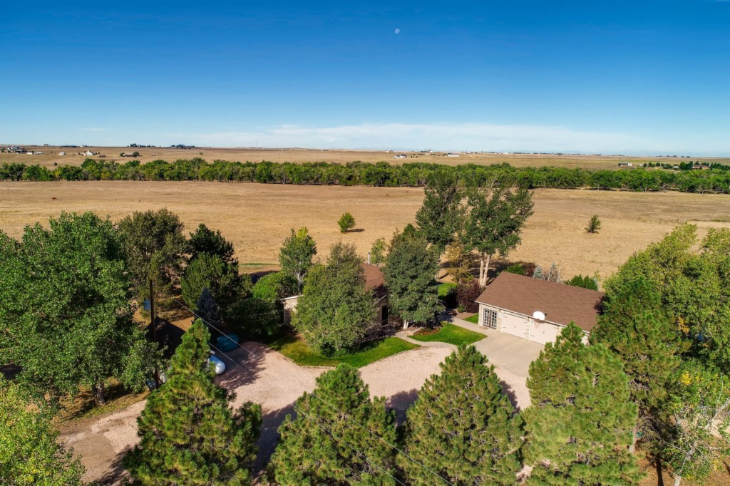 Photo of home for sale at 441 County Road 137 South, Bennett CO