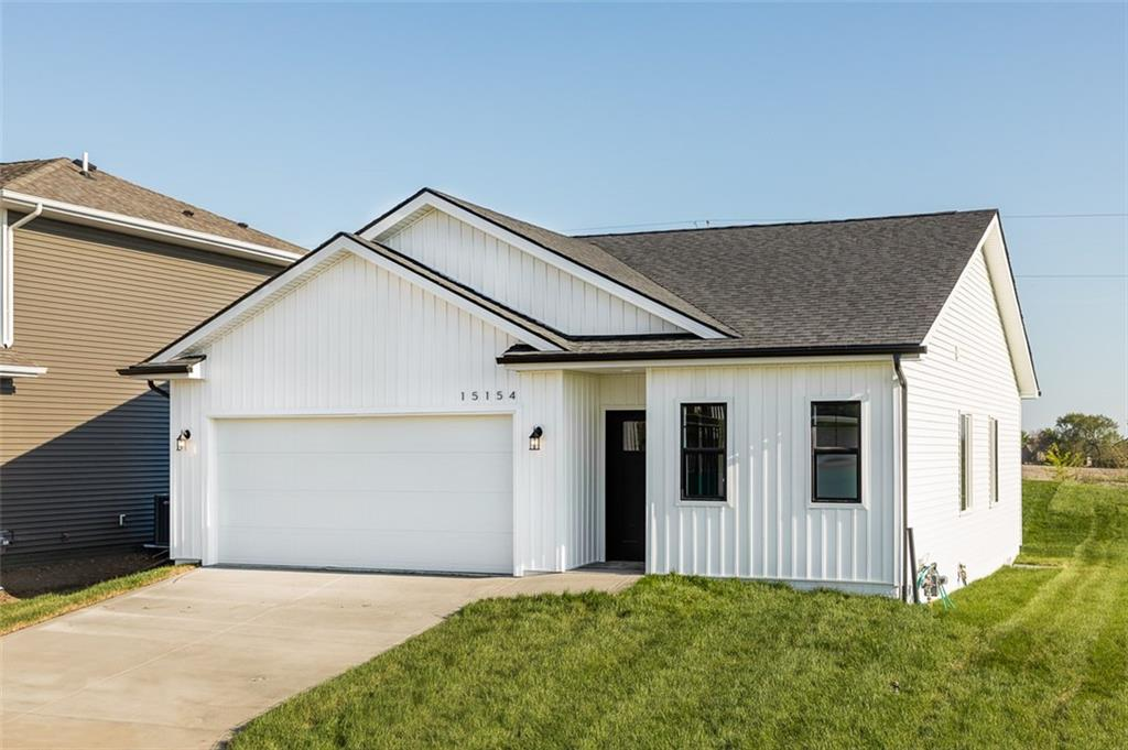 Photo of home for sale at 15154 Bellflower Lane, Urbandale IA
