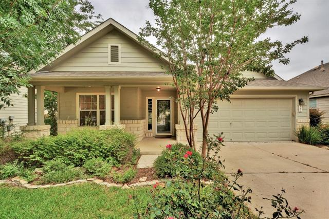 Photo of home for sale at 547 Westbury LN, Georgetown TX