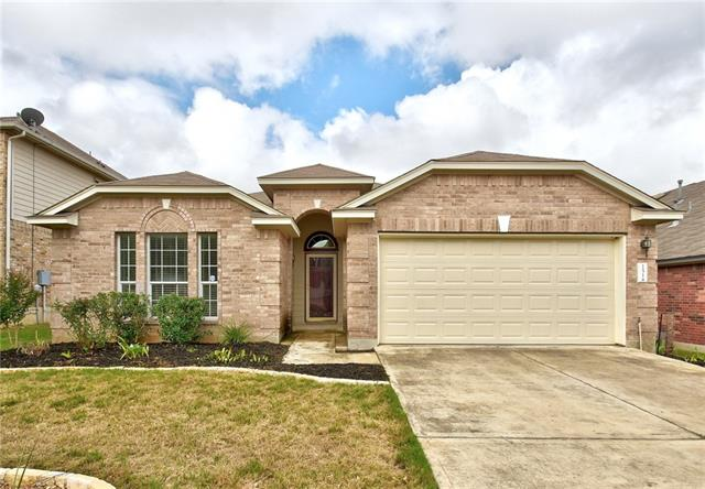 Photo of home for sale at 151 Clear Springs HOLW, Buda TX