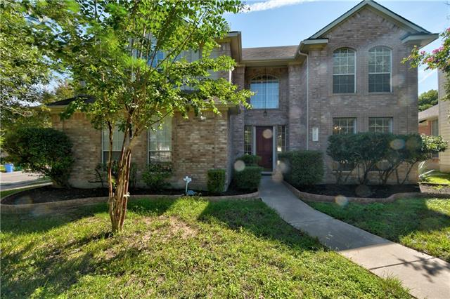 Photo of home for sale at 18017 Dansworth DR, Pflugerville TX