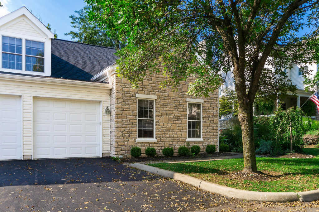 Photo of home for sale at 501 Serenity Drive, Gahanna OH