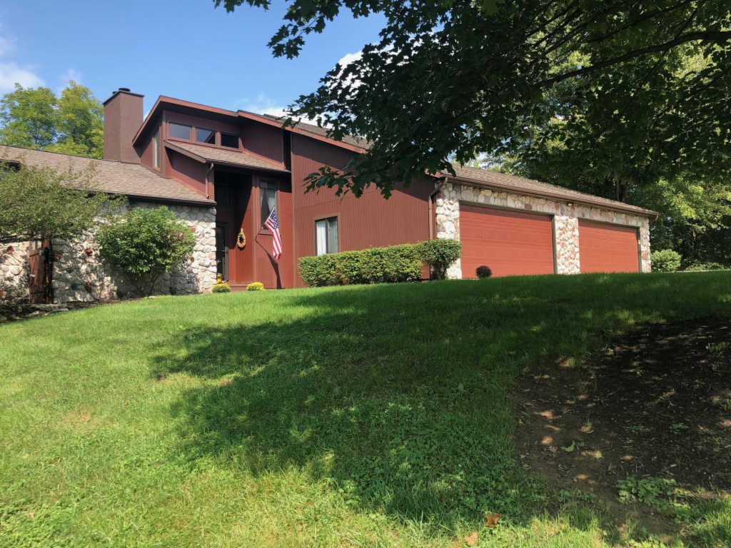 Photo of home for sale at 5405 Township Road 115, Mount Gilead OH