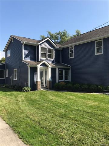 Photo of home for sale at 28589 Swan Island Drive, Grosse Ile Township MI