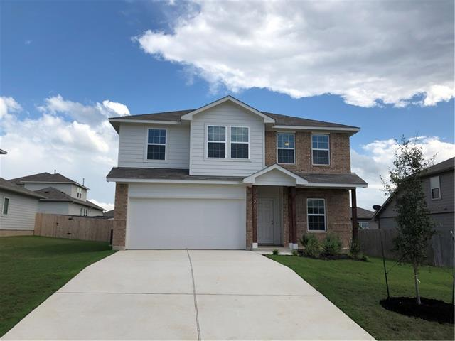 Photo of home for sale at 125 Hollis CV, Kyle TX