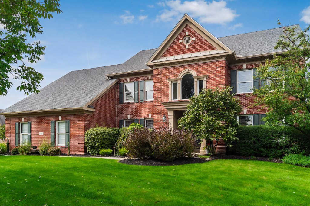 Photo of home for sale at 8258 Inistork Court, Dublin OH