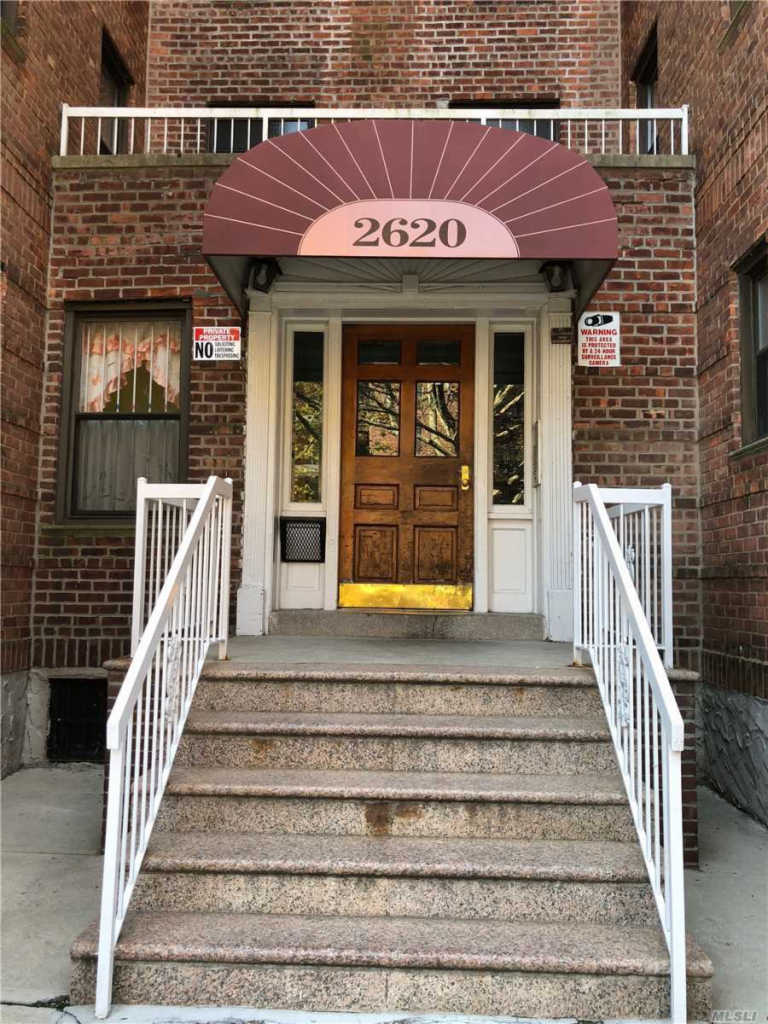 Photo of home for sale at 2620 13 St E, Brooklyn NY