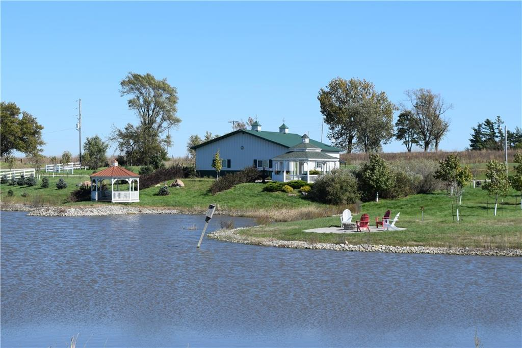 Photo of home for sale at 2743 G76 Highway, New Virginia IA