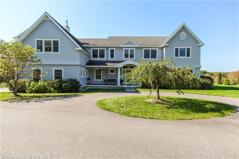 Photo of home for sale in Falmouth ME