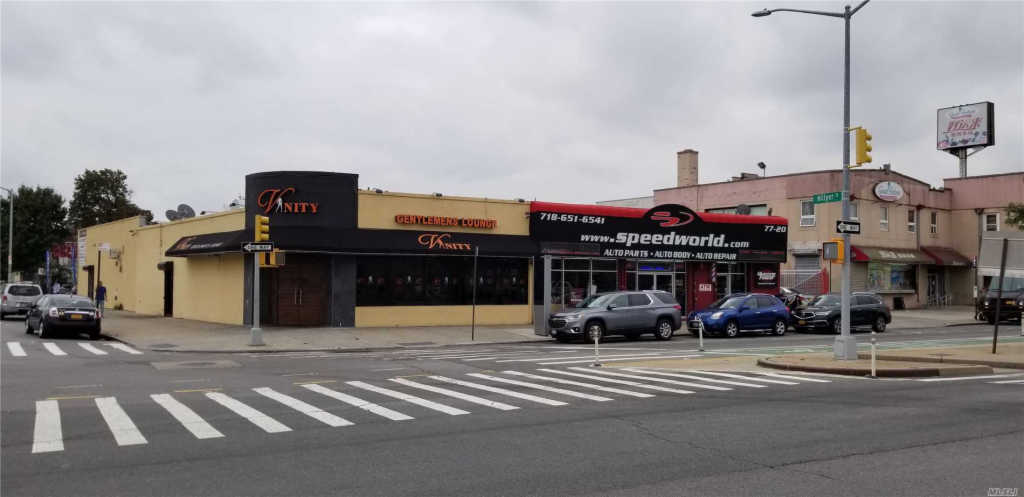 Photo of home for sale at 77-20 Queens Blvd, Elmhurst NY