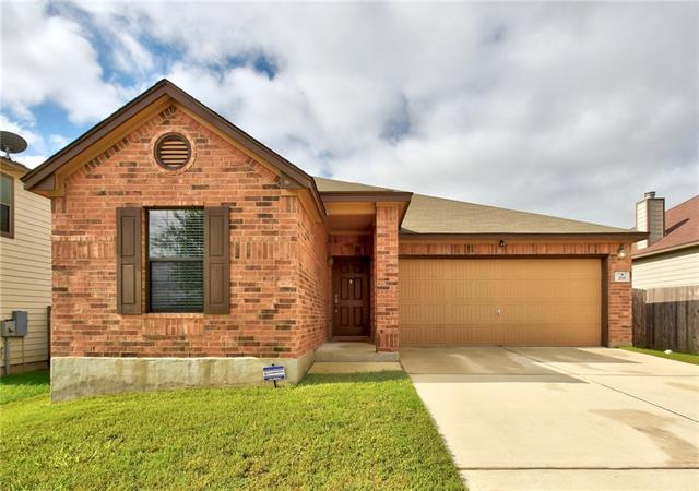 Photo of home for sale at 291 Rummel DR, Kyle TX