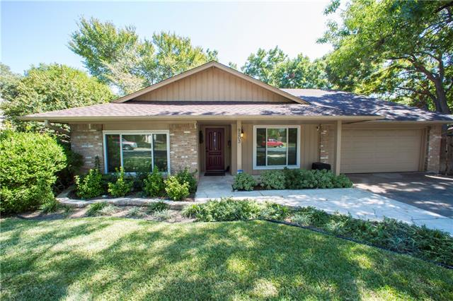 Photo of home for sale at 9203 Collinfield DR, Austin TX