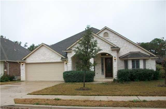 Photo of home for sale at 11716 Via Grande DR, Austin TX