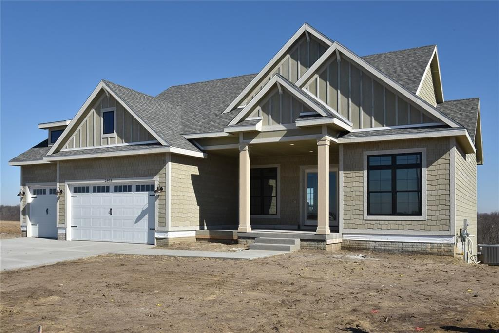 Photo of home for sale at 2605 Crescent Ridge Drive, Waukee IA