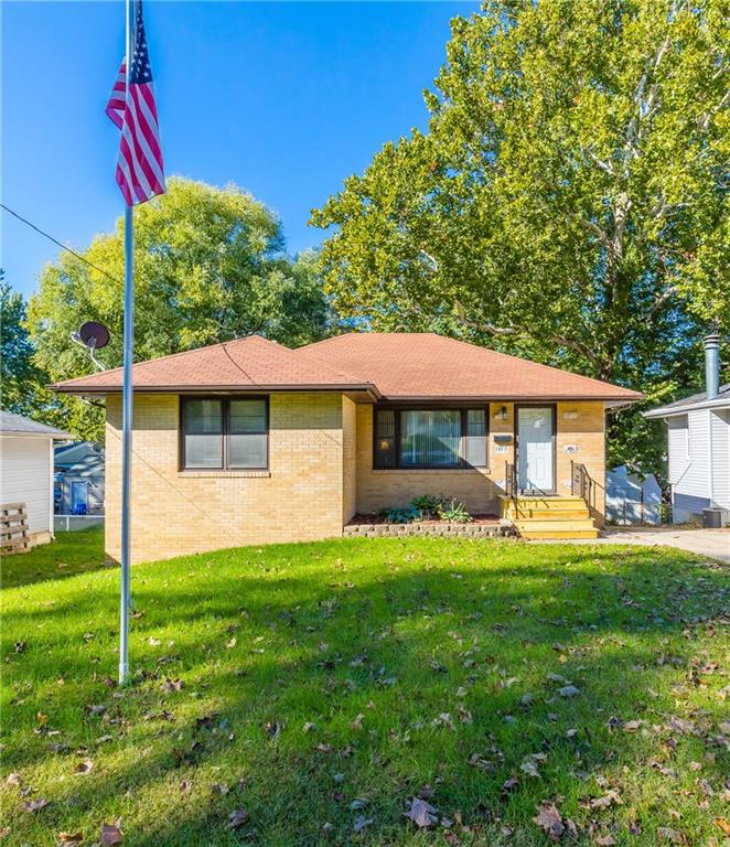 Photo of home for sale at 1612 31st Court E, Des Moines IA