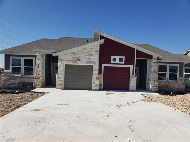 Photo of home for sale at 101 Bailey Kay CT, Jarrell TX