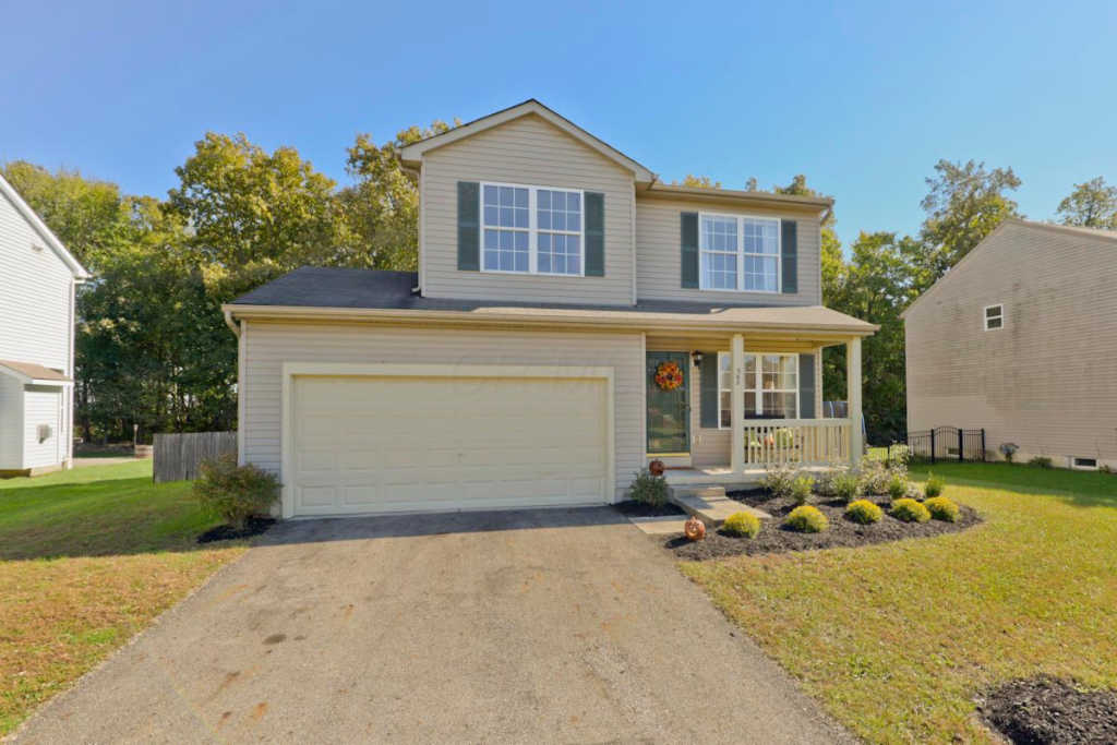 Photo of home for sale at 568 Princeton Street, Ashville OH