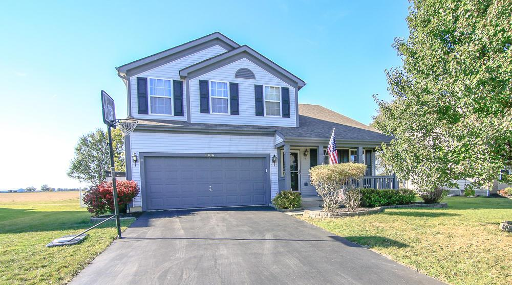 Photo of home for sale at 1004 Weather Vane Way, Plain City OH