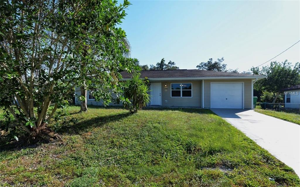 Photo of home for sale at 2168 BENDWAY DRIVE, Port Charlotte FL