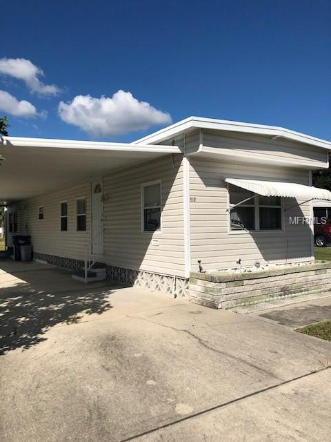 Photo of home for sale at 603 63RD AVENUE, Bradenton FL